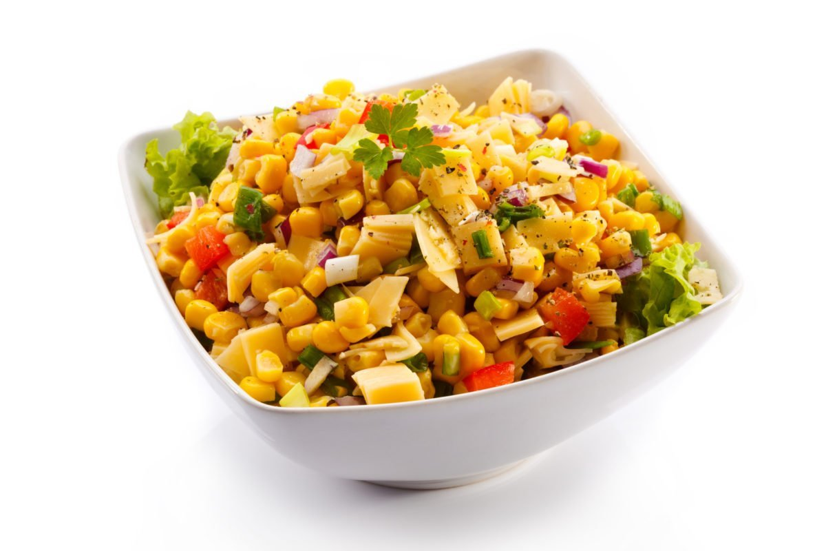 Corn and Vegetable Sauté