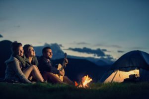 Essentials for National Camping Month