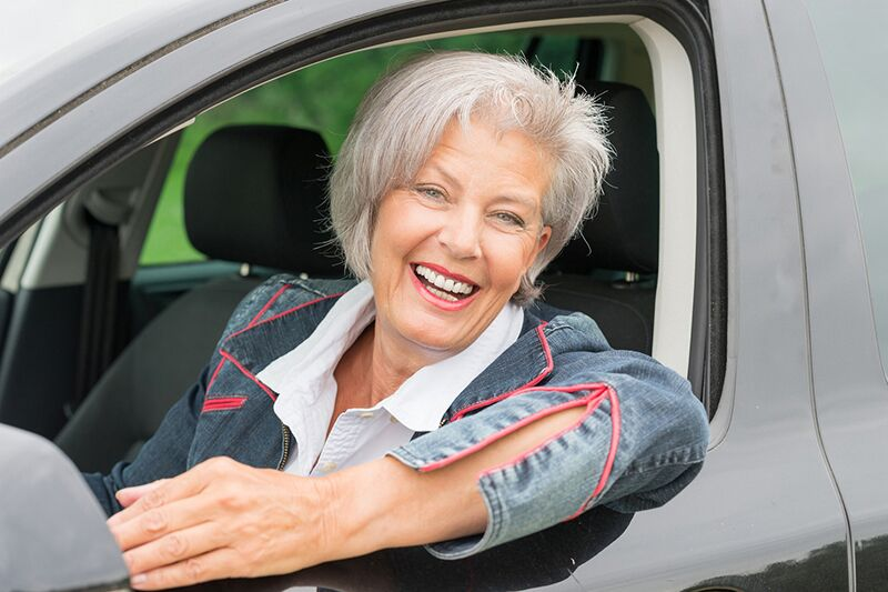 Signs that It's Time for Seniors to Stop Driving