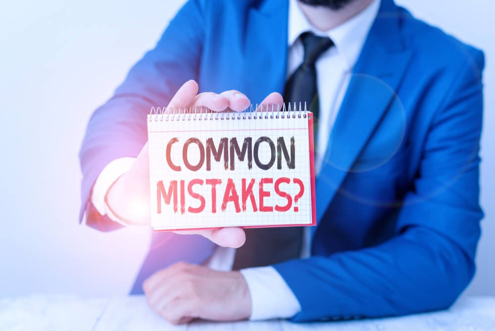 common insurance mistakes