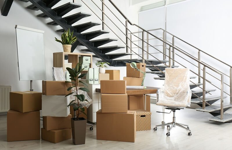 Movers' Business Insurance Coverage